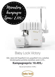 Babylock Victory