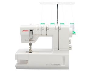 Janome cover pro 2000 cpx brugt